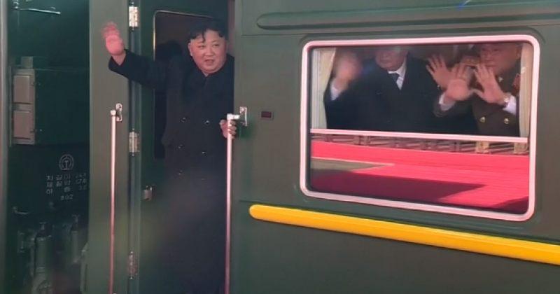 ჩრდილოეთ კორეის ლიდერი უკვე ვიეტნამშია და ტრამპთან შესახვედრად ემზადება