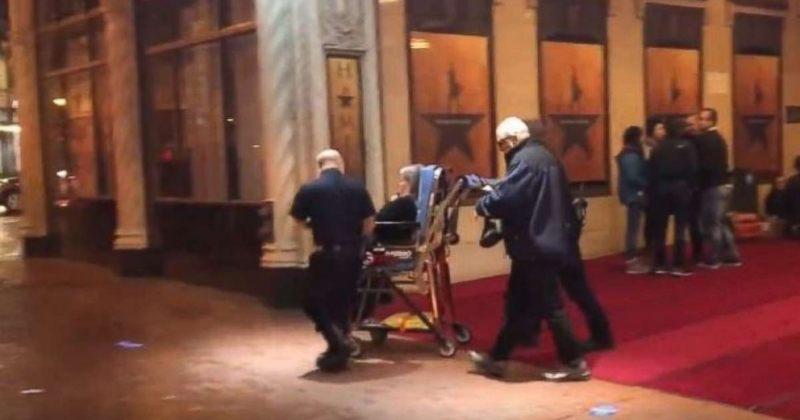 """სან-ფრანცისკოში მიუზიკლ """"ჰამილტონის"""" მსვლელობისას პანიკა ატყდა, დაშავდა 3 ადამიანი"""