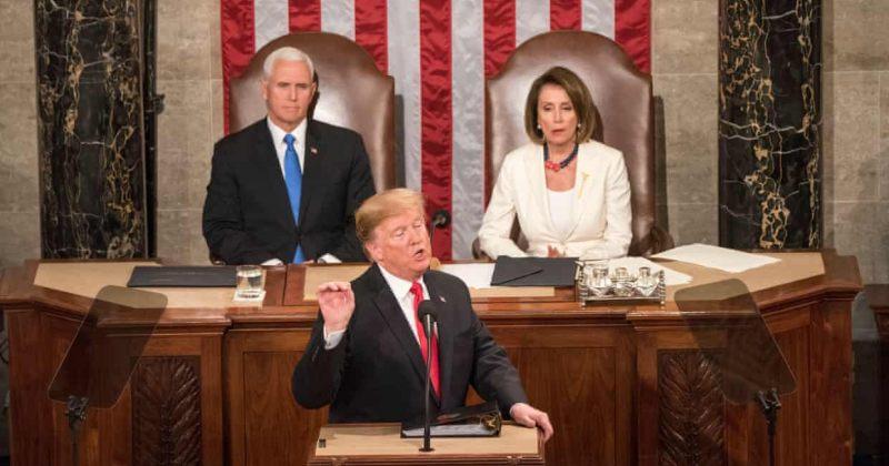 ტრამპის გამოსვლა კონგრესში: მივაღწიოთ შეთანხმებას რომელიც ამერიკას უსაფრთხოს გახდის