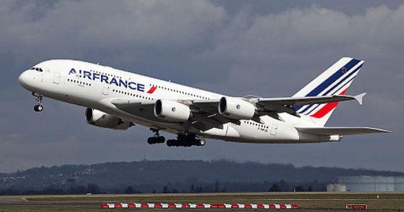 31 მარტიდან საფრანგეთის მიმართულებით Georgian Airways-ის გარდა, Air France-იციფრენს