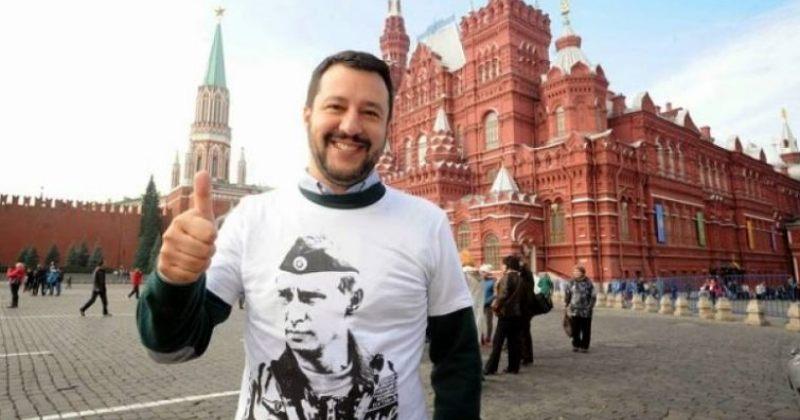 იტალიური მედია: რუსეთმა იტალიის შს მინისტრს ევროკავშირის არჩევნებისთვის გარიგება შესთავაზა