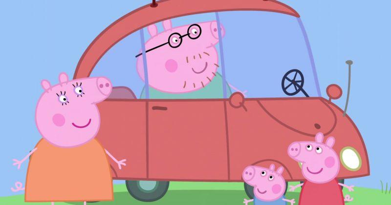 მშობლები: Peppa Pig-ის ხშირად ყურების შემდეგ ბავშვები ბრიტანული აქცენტით იწყებენ საუბარს