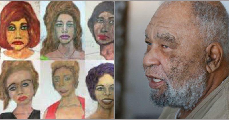 მსხვერპლი ქალების ამოსაცნობად, FBI-მ სერიული მკვლელის დახატული მათი პორტრეტები გამოაქვეყნა