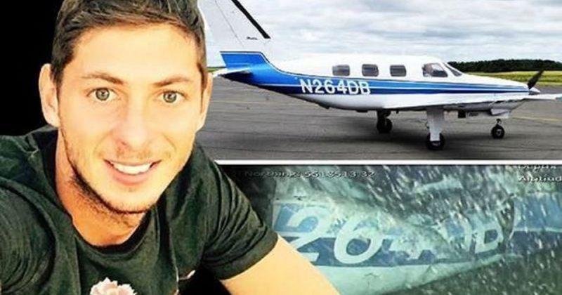 დაკარგულ თვითმფრინავში აღმოჩენილი ცხედარი ემილიანო სალას ეკუთვნის