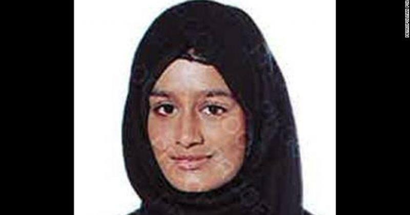 გოგო, რომელიც 15 წლის ასაკში ISIS-ს შეუერთდა ორსულადაა და ბრიტანეთში დაბრუნება უნდა