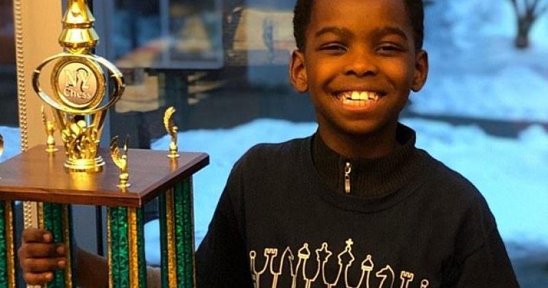 8 წლის ნიგერიელი უსახლკარო ბიჭი ნიუ იორკის საჭადრაკო ტურნირის გამარჯვებული გახდა