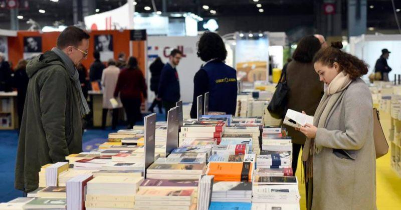 სამინისტრო: პარიზის წიგნის ბაზრობამ საპატიო სტუმარი ქვეყნის სტატუსით მიგვიწვია
