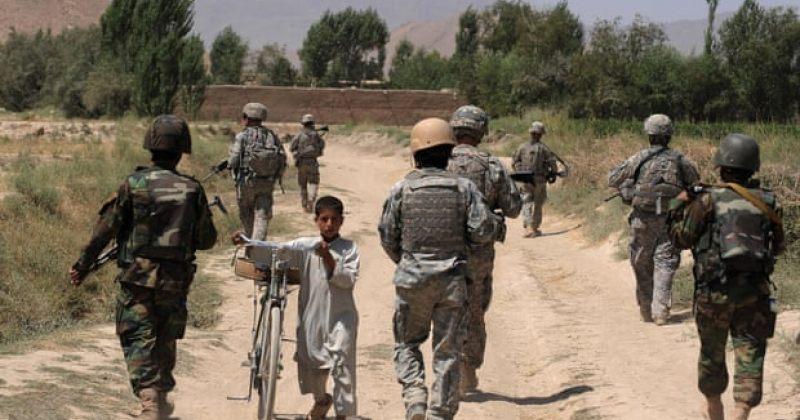 ავღანეთში ოპერაციის დროს ორი ამერიკელი სამხედრო დაიღუპა