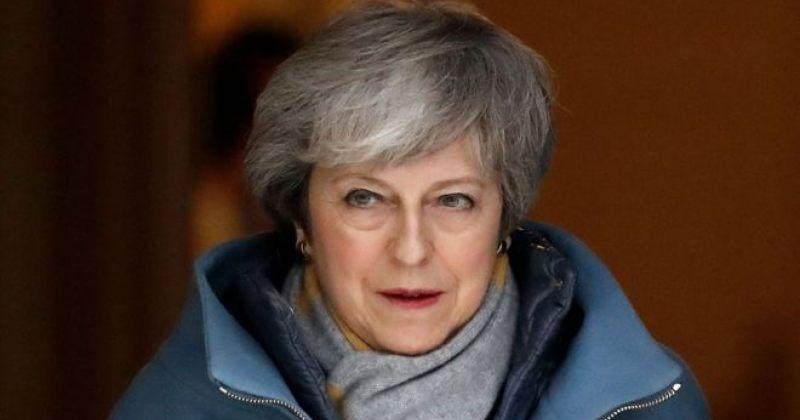 ტერეზა მეი ევროკავშირს ბრექსითის ხანგრძლივად გადავადებას არ სთხოვს