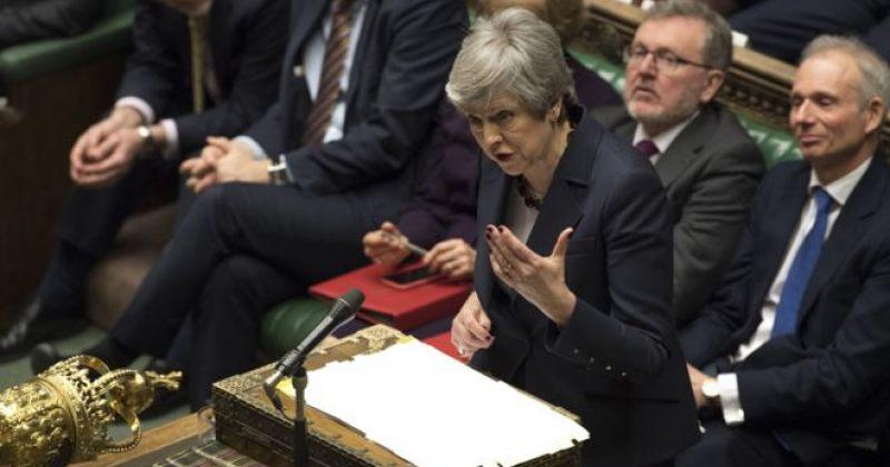 ტერეზა მეის თქმით ბრექსითის შეთანხმების შესრულების შემდეგ თანამდებობას დატოვებს