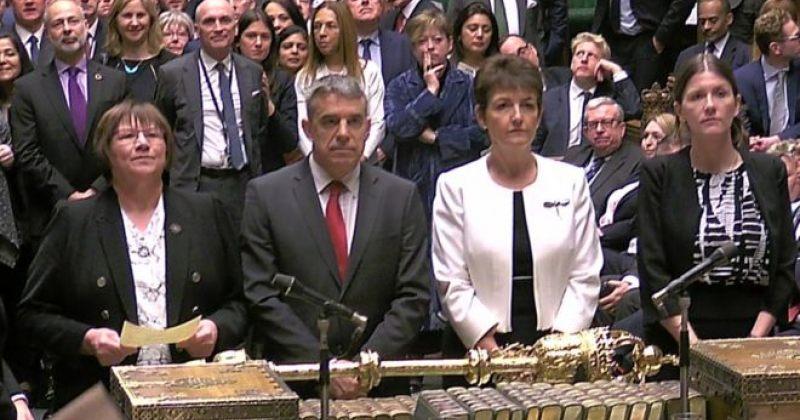 ბრიტანეთის პარლამენტი ტერეზა მეის ბრექსითის შეთანხმების ალტერნატივებს განიხილავს