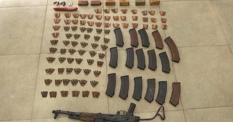 შსს: იმერეთის პოლიციამ დიდი ოდენობით უკანონო ცეცხლსასროლი იარაღი ამოიღო