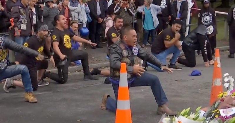 ახალ ზელანდიაში, ტერაქტის მსხვერპლთა პატივსაცემად, ჰაკა შეასრულეს - ვიდეო
