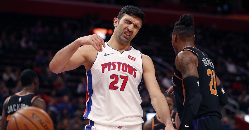 NBA-მ ზაზა ფაჩულია 25 ათასი დოლარით დააჯარიმა (ვიდეო)