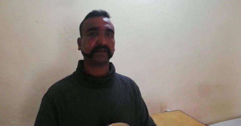 პაკისტანი ჩამოგდებული თვითმფრინავის პილოტს ინდოეთში დღეს დააბრუნებს