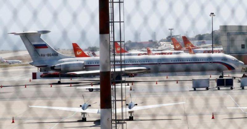 გავრცელებული ცნობით, ვენესუელაში შეიარაღებით დატვირთული 2 რუსული თვითმფრინავი ჩავიდა