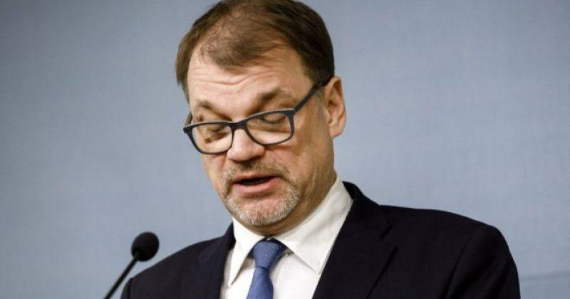 ფინეთის მთელი მთავრობა სოციალური და ჯანდაცვის რეფორმის ჩავარდნის გამო გადადგა