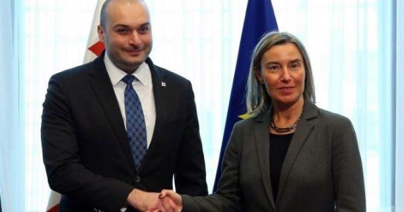 საარჩევნო სისტემა - ევროპარლამენტარები მოგერინის მოუწოდებენ, მთავრობაზე ზეწოლა მოახდინოს