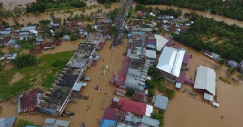 ინდონეზიაში წყალდიდობას და მეწყერს 30-ზე მეტი ადამიანის სიცოცხლე ემსხვერპლა