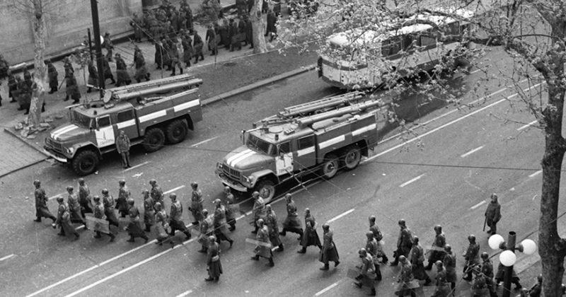 9 აპრილის ტრაგედიიდან 30 წელი გავიდა