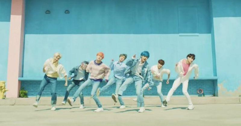 Boy With Luv - BTS-ის ახალი სიმღერა [VIDEO]