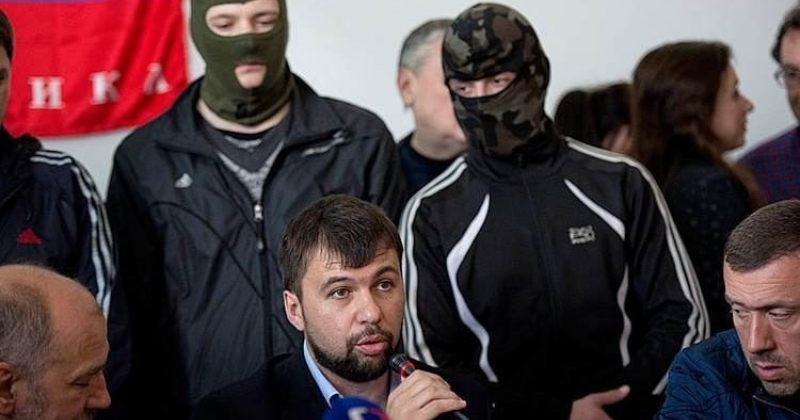 ე.წ. დონეცკის რესპუბლიკის სეპარატისტი ლიდერი: დონბასი რუსეთს უნდა დაუბრუნდეს