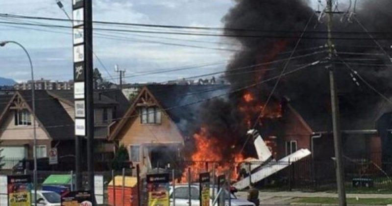 ჩილეში მცირე ზომის თვითმფრინავი სახლს დაეცა - დაიღუპა 6 ადამიანი