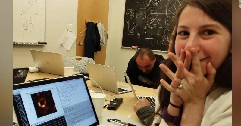 ქალი, რომლის ალგორითმმაც შავი ხვრელის პირველი ფოტოს გადაღება შესაძლებელი გახადა