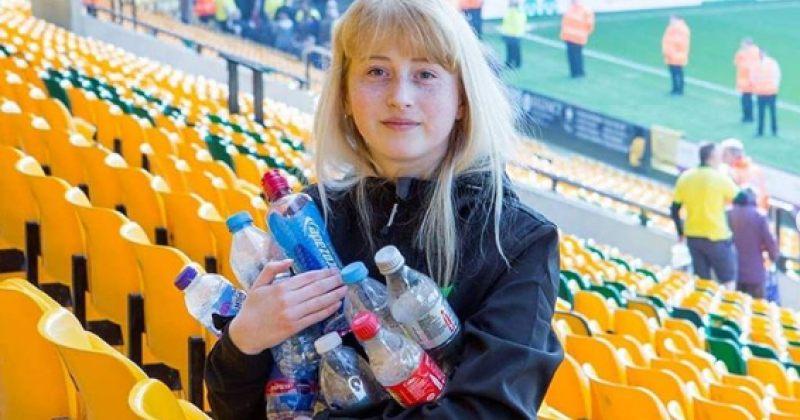 """13 წლის ნადია, რომელსაც """"ნაგვის გოგოს"""" ეძახდნენ, ბრიტანეთის პრემიერმინისტრმა დააჯილდოვა"""