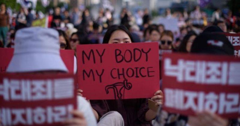 სამხრეთ კორეის სასამართლომ აბორტის აკრძალვა არაკონსტიტუციურად ცნო