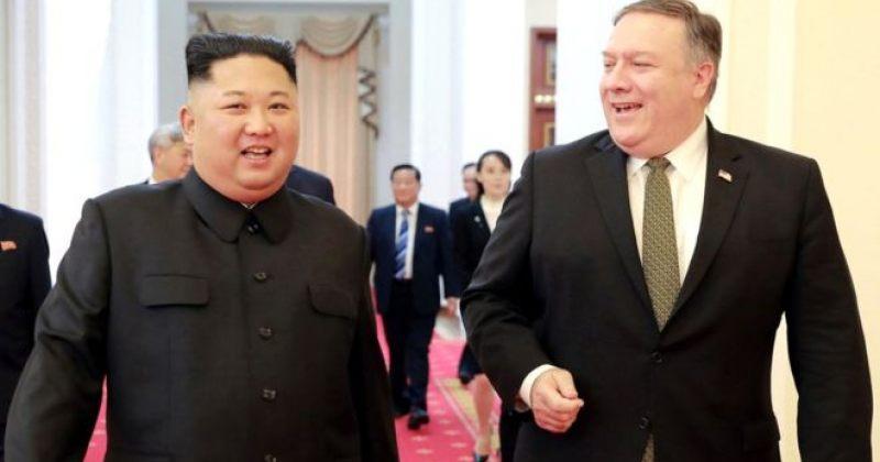 ჩრდილოეთ კორეა მაიკ პომპეოს ბირთვული განიარაღების მოლაპარაკებებიდან ჩამოშორებას ითხოვს