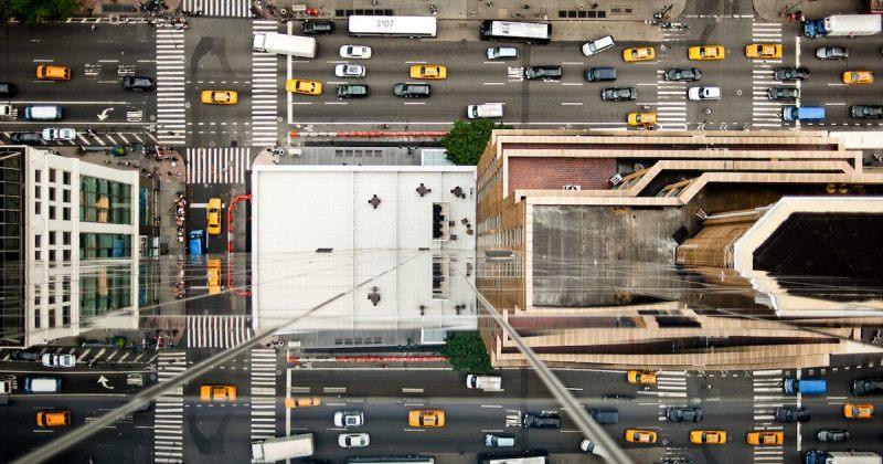 დამალული ქალაქი - ცათამბჯენების სახურავებიდან გადაღებული ნიუ იორკი