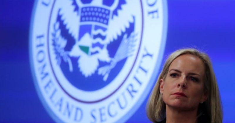 აშშ-ის შიდა უსაფრთხოების მინისტრი კირსტენ ნილსენი თანამდებობას ტოვებს