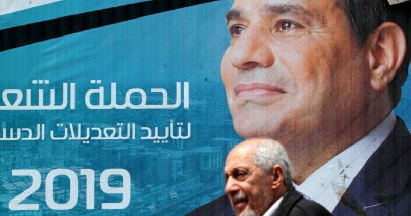 ეგვიპტის პარლამენტმა საკონსტიტუციო ცვლილება დაამტკიცა, სისი შესაძლოა პოსტზე 2030-მდე დარჩეს