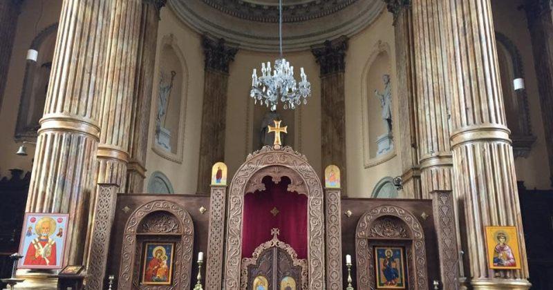 კათოლიკეებმა ქართველ მართლმადიდებლებს ბრიუსელში ტაძარი უსასყიდლოდ გადასცეს