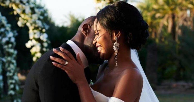 იდრის ელბა მაროკოში დაქორწინდა - ფოტოები