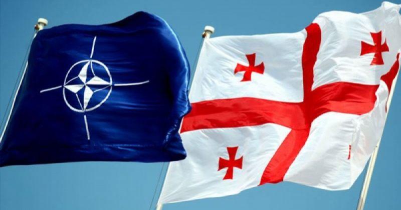 იზორია: აშშ-თან 3-წლიანი შეთანხმების ხელმოწერით ქვეყანა მზად იქნება NATO-ში გასაწევრიანებლად