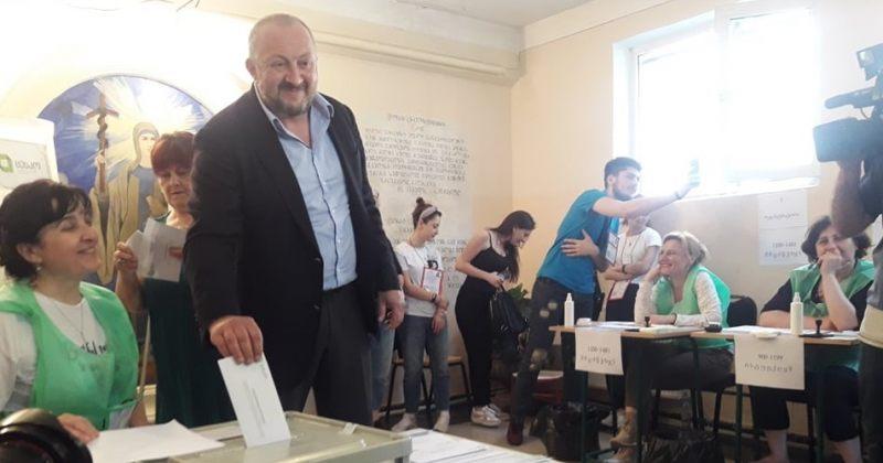 მარგველაშვილი: ხმა მივეცი იმას, რომ დამთავრდეს ჭაობი და ერთფეროვნება ქართულ პოლიტიკაში