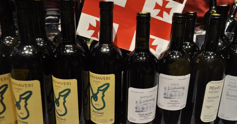 ქართული ღვინის ექსპორტი აშშ-ის ბაზარზე 108%-ით გაიზარდა