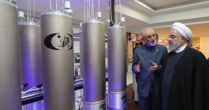 ირანი 2015 წლის საერთაშორისო ბირთვულ შეთანხმებას ნაწილობრივ ტოვებს