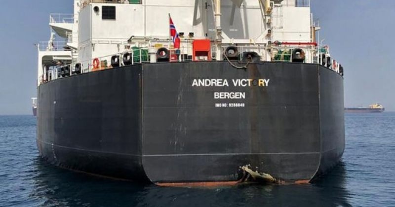 ბოლტონის თქმით თითქმის დარწმუნებული არიან, რომ ომანის ყურეში 4 ნავთობტანკერი ირანმა დააზიანა