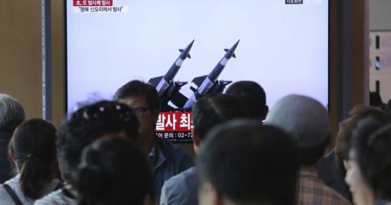 ჩრდილოეთ კორეამ ბოლო 5 დღის განმავლობაში მეორე რაკეტა გამოსცადა