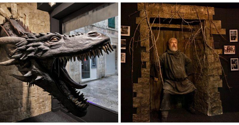 ხორვატიაში Game of Thrones-ის მუზეუმი გაიხსნა