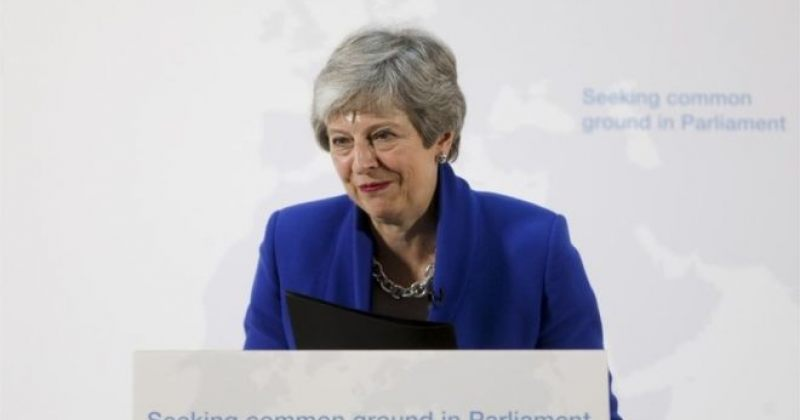 მეი: თუ პარლამენტარები ამ კანონს მხარს არ დაუჭერენ, ხმას მიცემენ ბრექსითის შეჩერებას