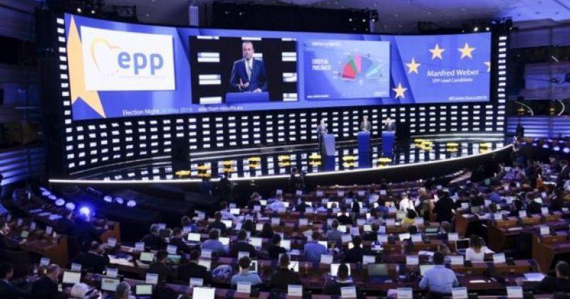 ევროპარლამენტის არჩევნების შედეგებით კვლავ ევროკავშირის მომხრე პარტიები ლიდერობენ