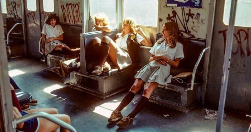 ნიუ-იორკის მეტროს სადგურები 70-80-იან წლებში - ფოტოგალერეა