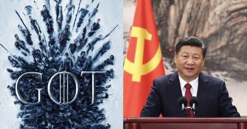 ჩინეთის პრეზიდენტმა თქვა, რომ სამყარო ვესტეროსის მებრძოლ შვიდ სამეფოს არ უნდა დაემსგავსოს