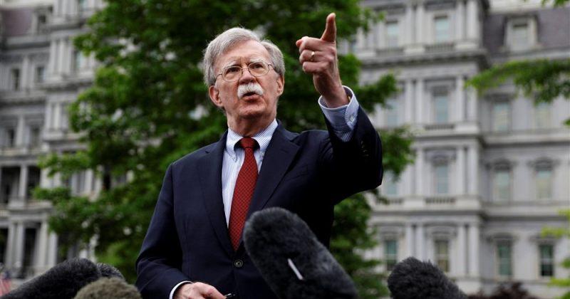 ბოლტონი CIA-ში ირანზე სამსჯელოდ სადაზვერვო, დიპლომატიურ და სამხედრო წარმომადგენლებს შეხვედა