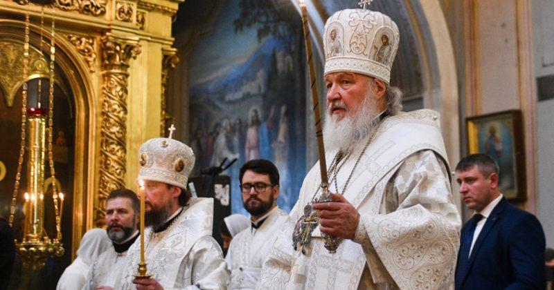 რუსეთში პატრიაქის რეზიდენციის სარემონტო სამუშაოებზე 43 მილიონი დოლარი იხარჯება