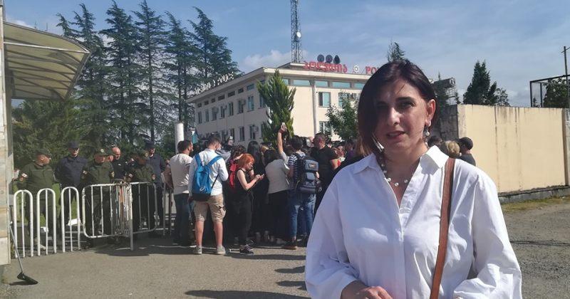 კორძაია: დღეს გახარიას გამოსვლა იყო ხელისუფლების სისუსტის დადასტურება